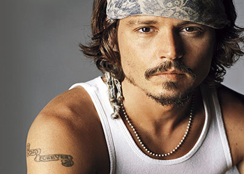 Johnny Depp GG