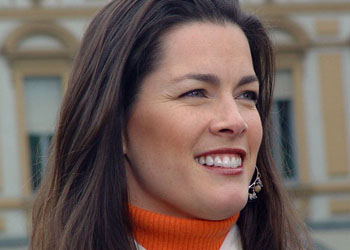 American Olympic figure skater Nancy Kerrigan (Photo: Gianluca Platania - Source: Wikimedia Commons)