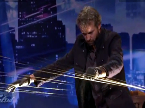 america's got talent william close earth harp