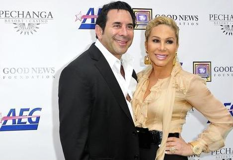 Real Housewives of Beverly Hills Star Adrienne Maloof and Husband Separating