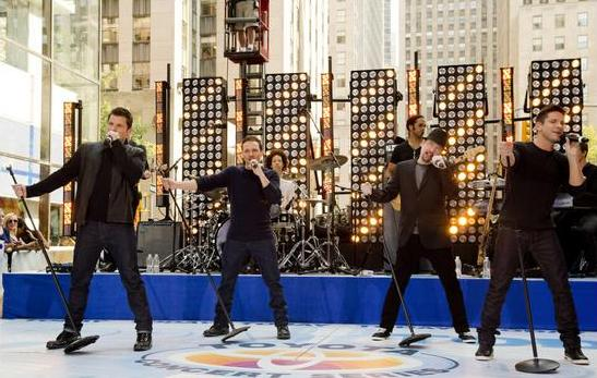 98 Degrees Today Show Reunion: First Performance Together In 10 Years! (VIDEO)