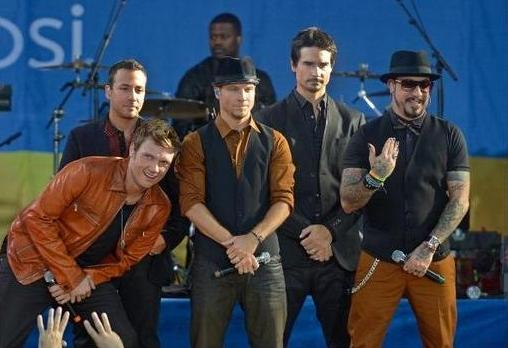 Backstreet Boys Reunion On Good Morning America, Announce BSB Cruise (VIDEO)