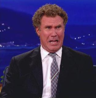 Will Ferrell Calls Kristen Stewart A Trampire On Conan (VIDEO)