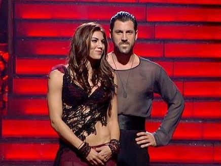 Dancing With The Stars: Hope Solo Claims Maksim Chmerkovskiy Slapped Her