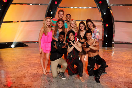 So You Think You Can Dance Live Recap: Top 10 Perform with All Stars! (VIDEOS)