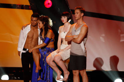 So You Think You Can Dance 2012 Interview: Amelia Lowe, Janelle Issis and Dareian Kujawa