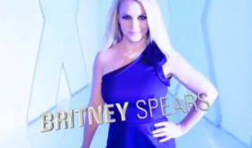x factor 2012 judge Britney Spears 2