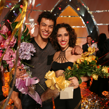 SYTYCD 2012 Winners Interview: Eliana Girard and Chehon Wespi-Tschoop
