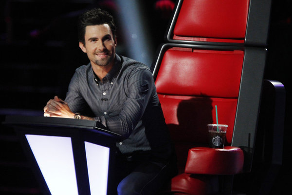 2012 People's Choice Awards Nominees: Adam Levine Leads With Six People Choice Award Nominations