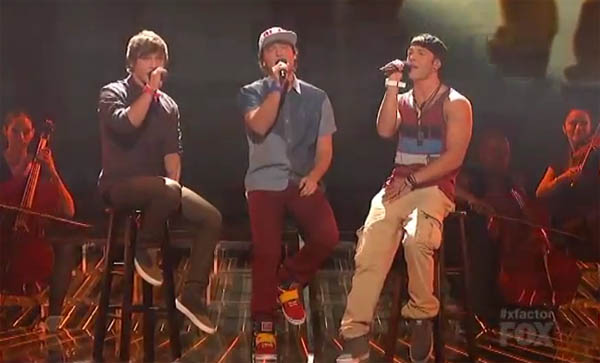The X Factor 2012 Season 2 Recap: Top 8 Performances (VIDEO)