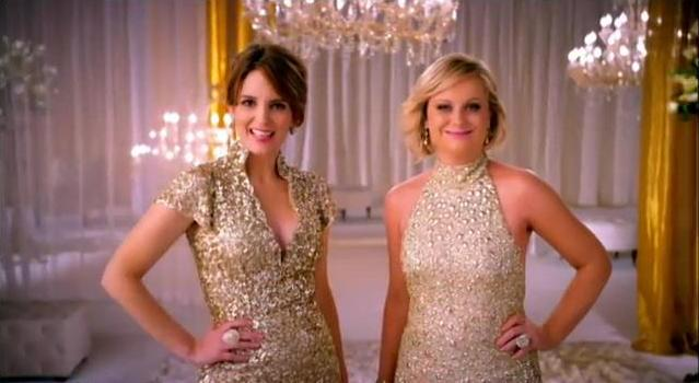 Tina Fey and Amy Poehler Release 2013 Golden Globes Promo (VIDEO)