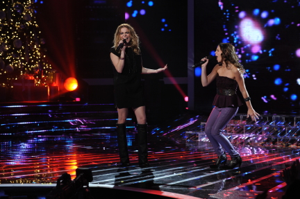 The X Factor USA 2012: LeAnn Rimes Drunk During X Factor Performance? (VIDEO)