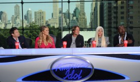 American Idol 2013 judges.Photo credit: FOX Television