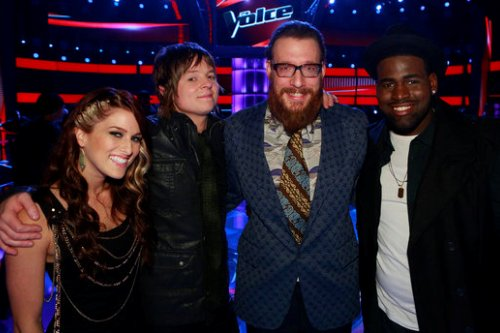 The Voice Season 3 Recap: Top 4 Live Performances (VIDEO)