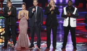 the voice results top 4