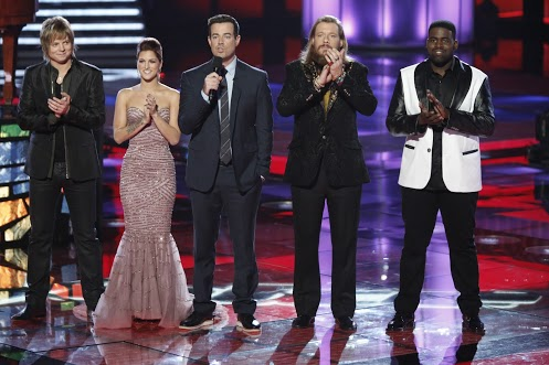 Who Was Voted Off The Voice Season 3 Semifinals?