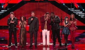 the voice results top 6 2012