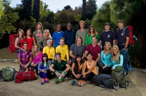 Amazing Race 2013 Cast