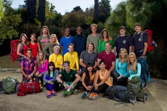 the amazing race 22 meet cast of castle