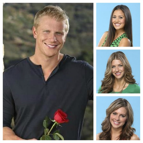 Bachelor Sean Lowe- Final 3 Women