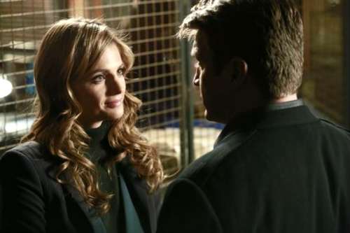 Castle Episode 14 Quot Reality Star Struck Quot Review