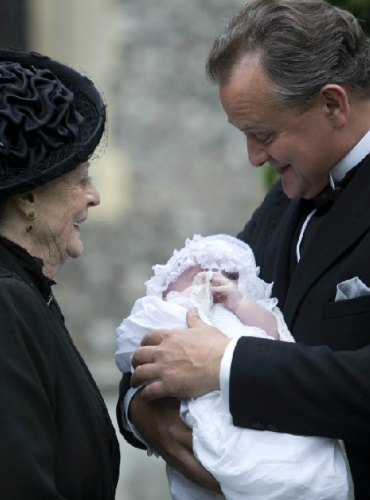 The past, present and future of Downton Abbey