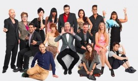 Project Runway 2013 Cast