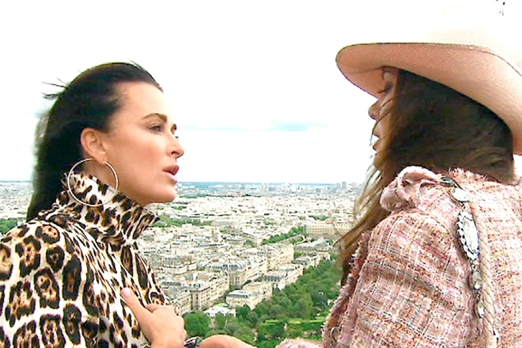 Real Housewives of Beverly Hills Season 3 Episode 16: The Real Housewives of Paris, Part Deux (VIDEO)