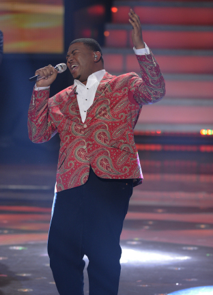 American Idol 2013 - Curtis Finch Jr