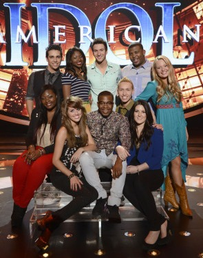 American Idol Season 12 - Top 10