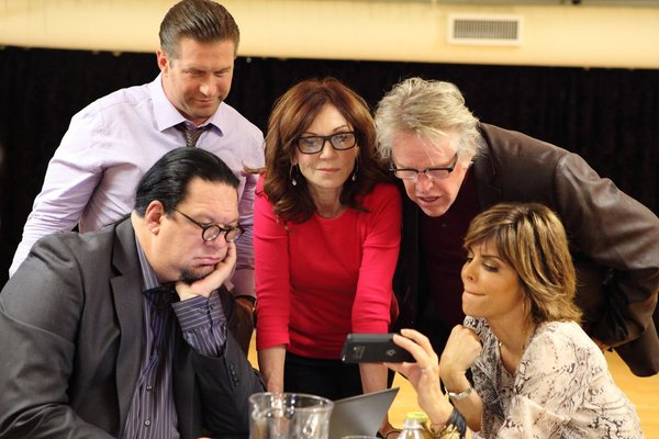 The Celebrity Apprentice: Episode 3 Recap : RealityWanted ...
