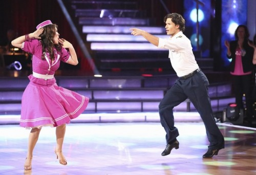 Dancing with the Stars 2013 Week 2 Eliminations