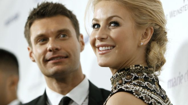 Ryan Seacrest and Julianne Hough End Relationship!