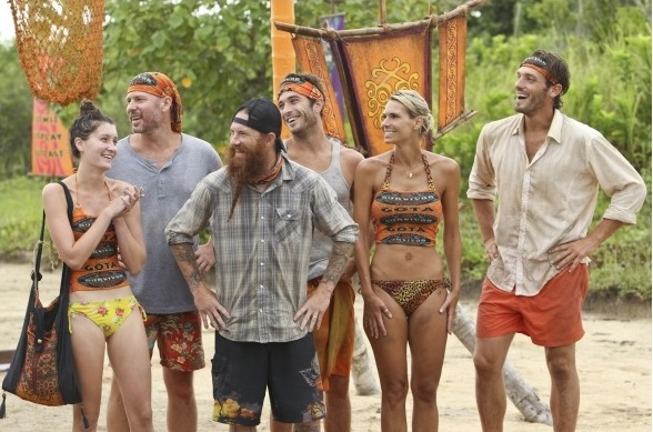 Survivor 2013 Live Recap: Episode 5 – Brandon Ruins Camp?