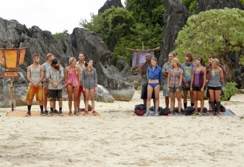 Survivor 2013 - Episode 6