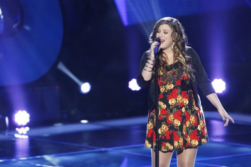 The Voice Season 4 Blind Auditions Sarah Simmons Audition