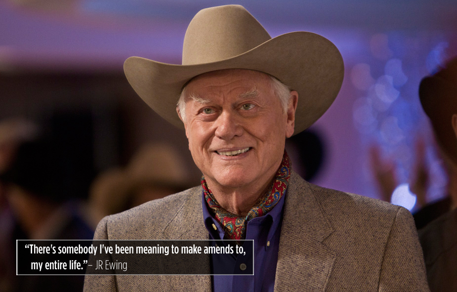 Dallas 2013 Season 2 Episode 8 Recap: J.R.'s Masterpiece