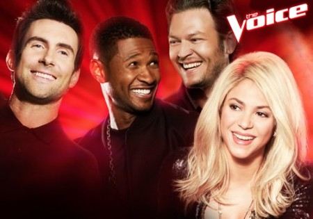 Talking about The Voice: Week 2 of Blind Auditions