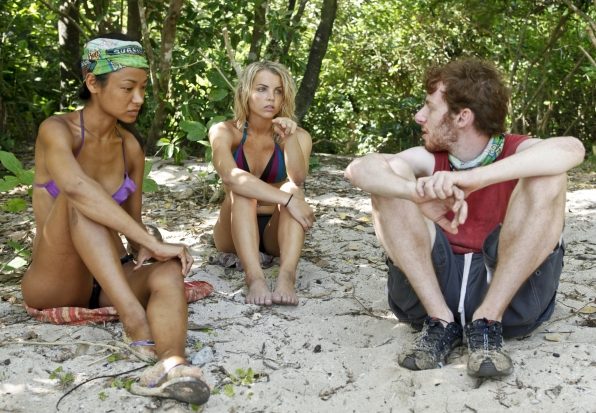 Survivor 2013 Live Recap: Episode 9- Eddie & Andrea Dating?