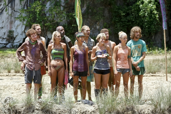 Survivor 2013 Live Recap: Episode 10 – Contestant Gets Injured!