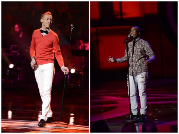 American Idol 2013 Spoilers: Devin and Burnell On Tonight Show (VIDEO)