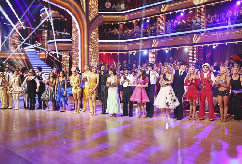 Dancing with the Stars 2013 – Week 3 Results