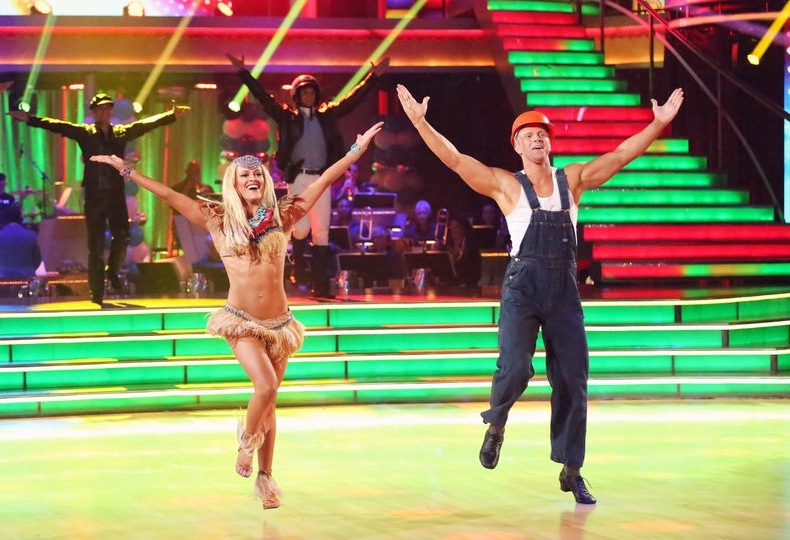 Dancing with the Stars 2013 – Week 4 Dance Styles