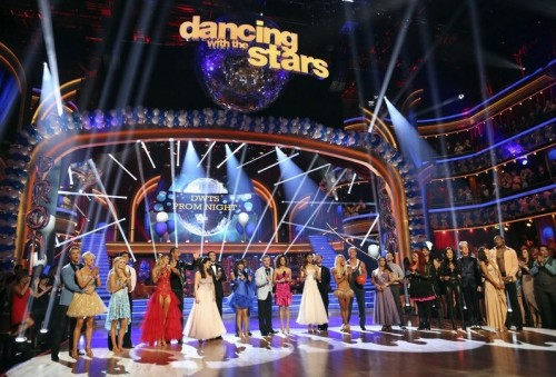 Dancing with the Stars 2013 - Week 4 Results