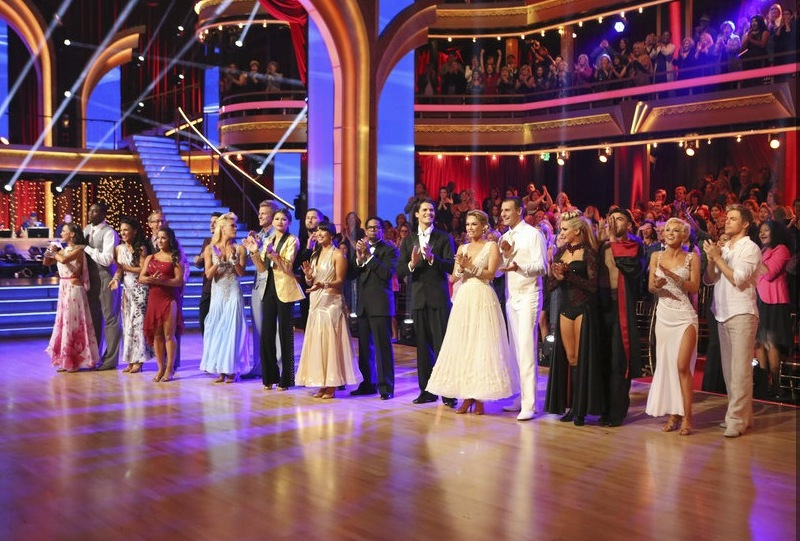 Dancing with the Stars 2013 – Week 5 Results