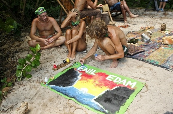 Survivor 2013 Preview: Episode 8 – Gross Food Challenge (VIDEO)