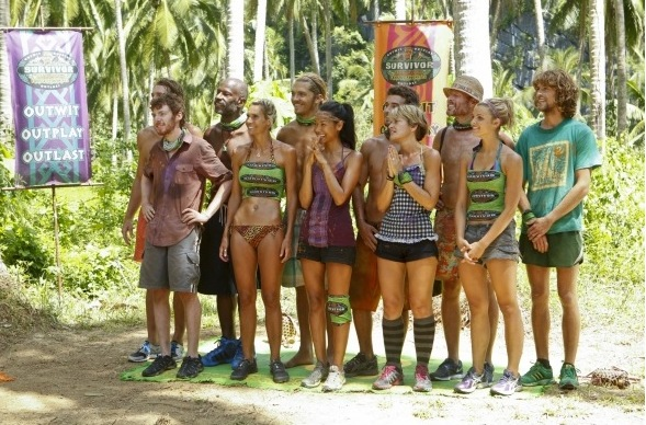 Who Got Eliminated On Survivor 2013 Last Night? Episode 9