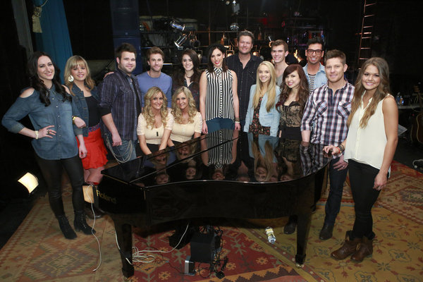 The Voice Season 4 Spoilers: Meet Team Blake Season 4