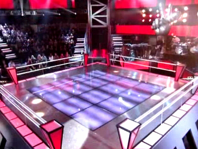 The Voice battle round ring_adjusted