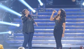 American Idol 2013 Spoilers - Jennifer Hudson and Candice Glover